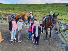 horse riding birthday parties Picture